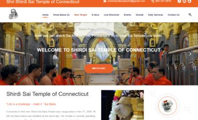 NGO website development