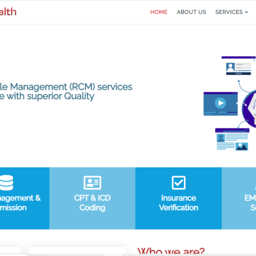 Corporate website development Fronseye